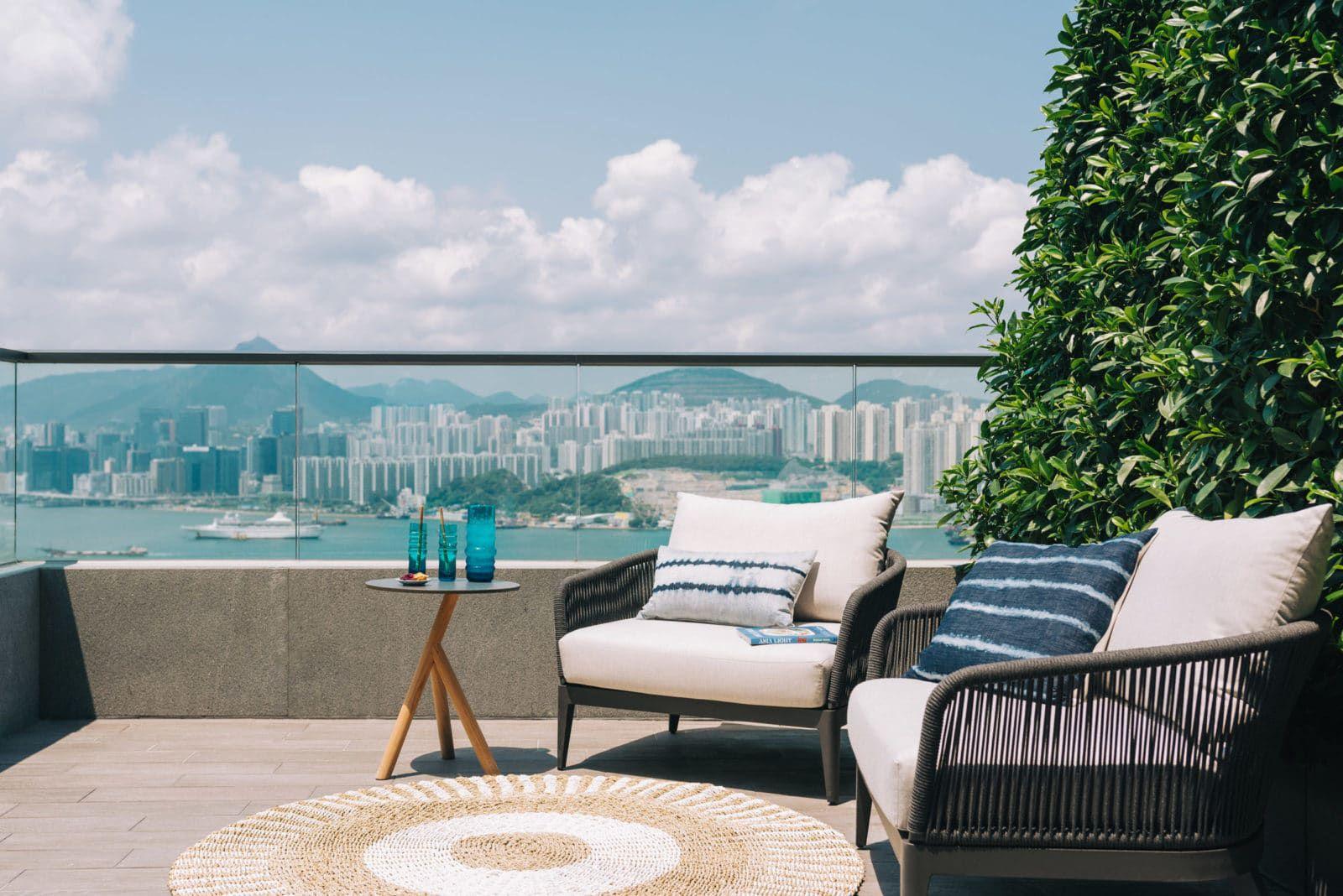 香港逸兰苏豪东服务式公寓